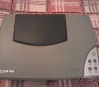 МФУ Лексмарк (Lexmark X1190) 3 в 1 принтер сканер ксерокс. Чернигов. фото 1