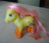Пони My little pony Hasbro оригинал  Очень красивая.  Состояние хорошее Еще. Черкассы, Черкасская область. фото 3
