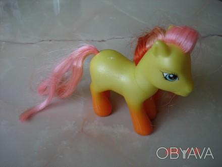 Пони My little pony Hasbro оригинал  Очень красивая.  Состояние хорошее Еще. Черкассы, Черкасская область. фото 1