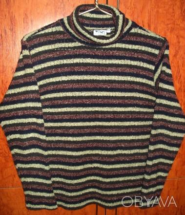 Водолазка, свитерок легкий для девочки, рост 146. Сделано в Турции, фирма Wenice. Каменское, Днепропетровская область. фото 1
