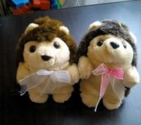 Продам мягкие игрушки ежики за 50 грн, в хорошем состоянии.. Каменское, Днепропетровская область. фото 2