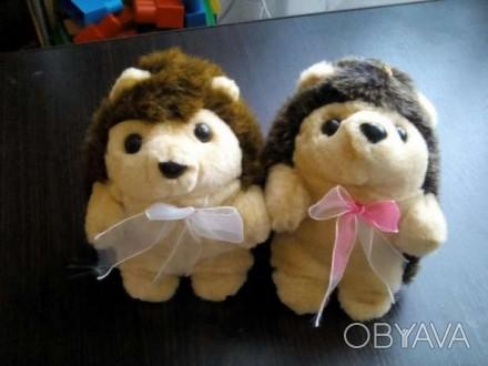 Продам мягкие игрушки ежики за 50 грн, в хорошем состоянии.. Каменское, Днепропетровская область. фото 1