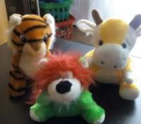 Продам мягкие игрушки все за 80, в отличном состоянии.. Каменское, Днепропетровская область. фото 3