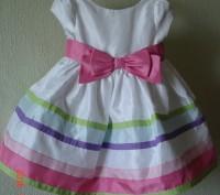 Платье для девочки 6-12мес. Gymbore оригинал Америка. Черкассы. фото 1