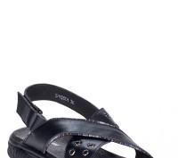 Легкие сандалии, выполненные из высококачественных материалов. Изделие украшено . Черкассы, Черкасская область. фото 2