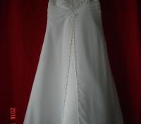 Продам  нарядное платье для девочки на 4 года от David´s Bridal.   Оригинал из . Черкассы, Черкасская область. фото 5