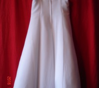 Продам  нарядное платье для девочки на 4 года от David´s Bridal.   Оригинал из . Черкассы, Черкасская область. фото 6