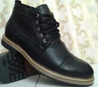 Стильные мужские зимние ботинки FARO СКИДКА!. Одесса. фото 1