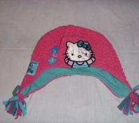 шапочка для девочки 52 см по объему головочки.. б/у.  состояние хорошее. перешлю. Сумы, Сумская область. фото 11
