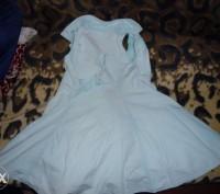 Платье в идеальном состоянии. Носили очень мало. Длина 47 см., обхват груди 54 с. Каменское, Днепропетровская область. фото 4