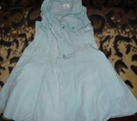 Платье в идеальном состоянии. Носили очень мало. Длина 47 см., обхват груди 54 с. Каменское, Днепропетровская область. фото 3