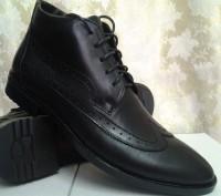 Классические зимние мужские ботинки FARO РАСПРОДАЖА!. Одесса. фото 1