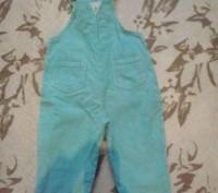 Комбинезон для мальчика в хорошем состоянии на 2-3 года, на рост 98 см.. Каменское, Днепропетровская область. фото 3