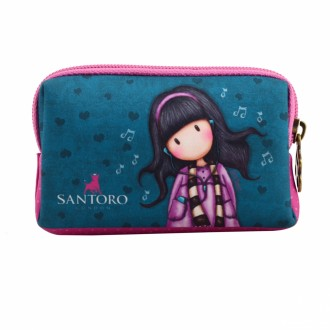 Кошелек неопреновый Santoro Little Song 532708. Запоріжжя. фото 1