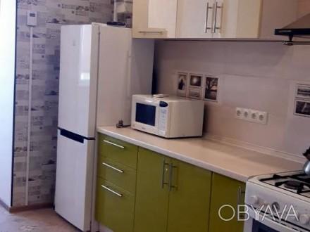 Первая СДАЧА!!! Предлагается просторная однокомнатная квартира в новом доме. Рем. Суворовский, Одесса, Одесская область. фото 1