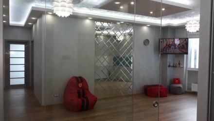 Продам 3х комн квартиру 82 кВ м с 2 мя спальнями и Кухней-гостиной ( все с полно. Центр, Днепр, Днепропетровская область. фото 3