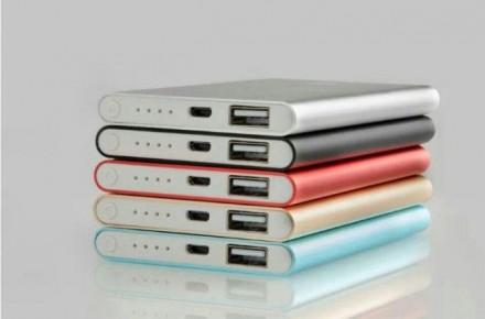 Power Bank Xiaomi Mi Slim 12000 mAh – элегантный и компактный внешний аккумулято. Киев, Киевская область. фото 4