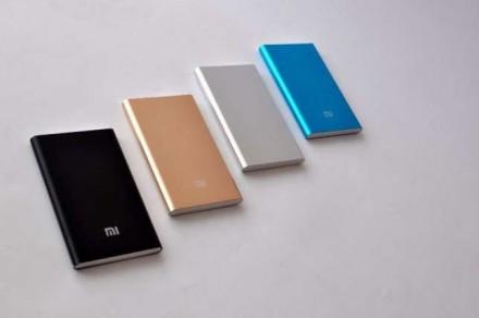 Power Bank Xiaomi Mi Slim 12000 mAh – элегантный и компактный внешний аккумулято. Киев, Киевская область. фото 3