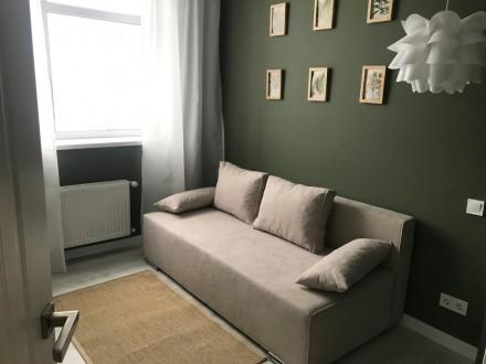 Продам 2-кімнатну квартиру, з дизайнерським ремонтом в скандинавському стилі. . Ирпень, Киевская область. фото 10