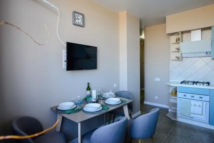 Продам 2-кімнатну квартиру, з дизайнерським ремонтом в скандинавському стилі. . Ирпень, Киевская область. фото 2