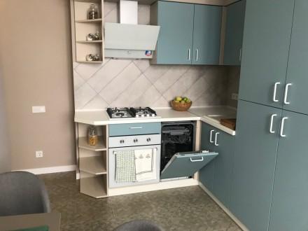 Продам 2-кімнатну квартиру, з дизайнерським ремонтом в скандинавському стилі. . Ирпень, Киевская область. фото 3