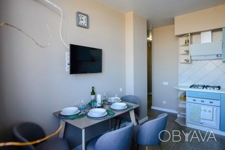 Продам 2-кімнатну квартиру, з дизайнерським ремонтом в скандинавському стилі. . Ирпень, Киевская область. фото 1