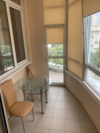Без комиссии! Предлагается в аренду просторная 2-комнатная квартира в ЖК Изумруд. Соломенка, Киев, Киевская область. фото 9