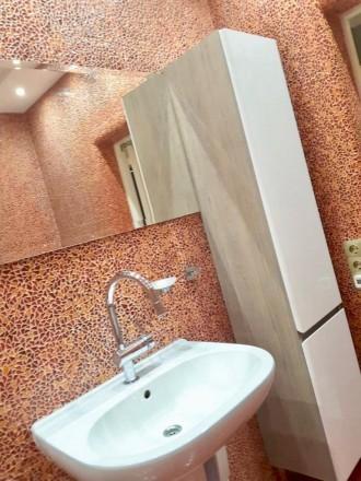 Долгосрочная аренда 1-комнатной квартиры с дизайнерским ремонтом в элитном ЖК «Г. Голосеево, Киев, Киевская область. фото 9