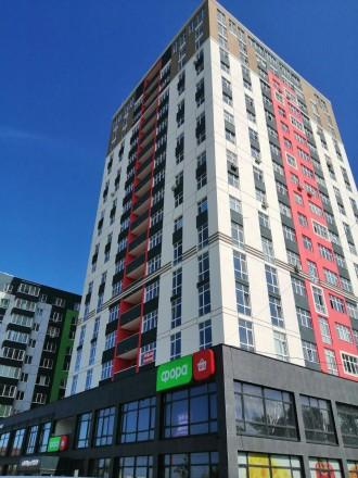 Продам простору 2-кімнатну квартиру у готовому будинку Ірпеня.   Знаходиться у. Ирпень, Киевская область. фото 5