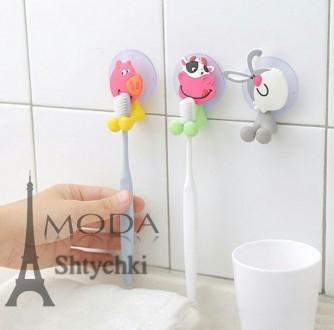 Держатель  для зубной щетки и полотенец. Хмельницький. фото 1