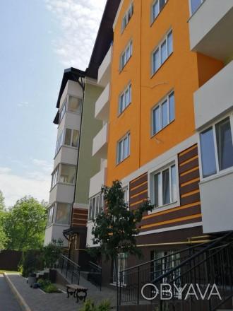 Квартира класичного планування з просторими кімнатами, балконом, у коридорі дост. Ирпень, Киевская область. фото 1