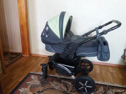 Детская коляска 2в1 Zekiwa prestige zz. Германия.. Харьков. фото 1