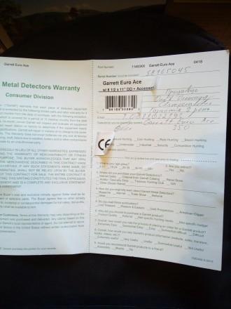 Продам новый металлоискатель,был приобретен в 2018 году,в эксплуатации не был.В . Доброслав (Коминтерновское), Одесская область. фото 4