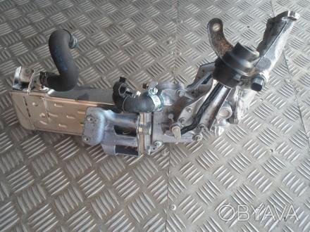 Клапан ЄГР Mercedes Sprinter 906 313