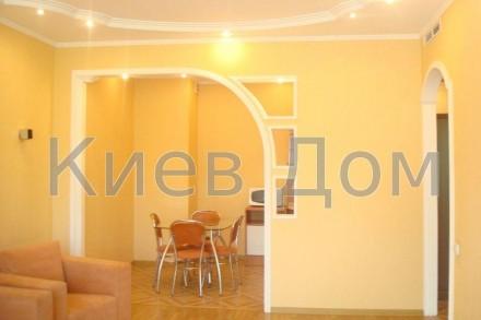 Сдается двухкомнатная квартира в элитном ЖК Дипломат Холл, дизайнерский ремонт, . Центр, Киев, Киевская область. фото 3
