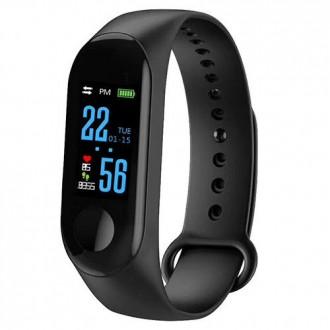 Фитнес-браслет intelligence health bracelet M3 Оснащен OLED дисплеем и имеет се. Переяслав-Хмельницкий, Киевская область. фото 3