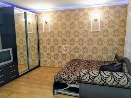 Центр! Сдам Шикарную 1 комнатную квартиру в р-не Градецкого.  Квартира оборудо. Чернигов, Черниговская область. фото 9