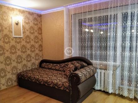 Центр! Сдам Шикарную 1 комнатную квартиру в р-не Градецкого.  Квартира оборудо. Чернигов, Черниговская область. фото 5