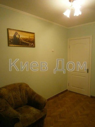 Предлагается  в аренду трехкомнатная  квартира в Днепровском р-не, ул. Миропольс. Киев, Киевская область. фото 15