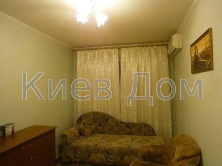 Предлагается  в аренду трехкомнатная  квартира в Днепровском р-не, ул. Миропольс. Киев, Киевская область. фото 4