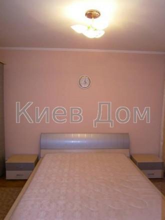 Предлагается  в аренду трехкомнатная  квартира в Днепровском р-не, ул. Миропольс. Киев, Киевская область. фото 2