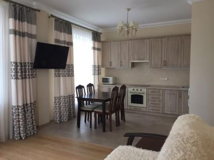 Квартира 2-комн новострой, ул. Столетова. Киев. фото 1