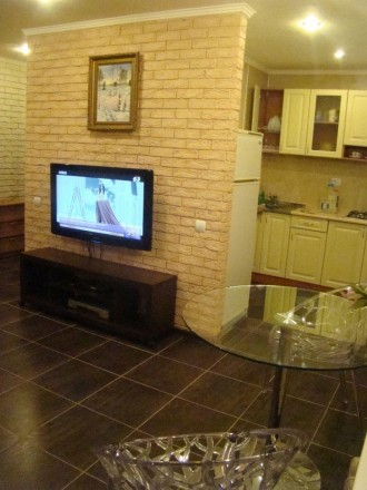 Сдается в аренду 2 комнатная квартира-студия. В квартире выполнен современный ре. Киев, Киевская область. фото 10