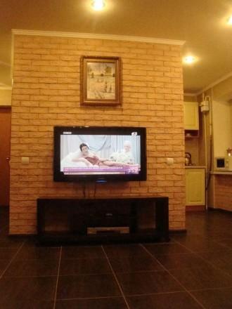 Сдается в аренду 2 комнатная квартира-студия. В квартире выполнен современный ре. Киев, Киевская область. фото 7