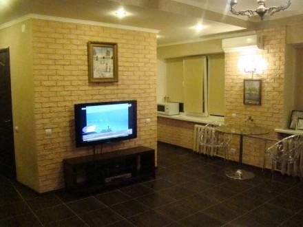 Сдается в аренду 2 комнатная квартира-студия. В квартире выполнен современный ре. Киев, Киевская область. фото 13