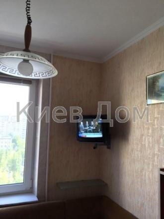 Затишна 2-кімнатна квартира на Троєщині. Ремонт в хорошому стані. Є вся необхідн. Троещина, Киев, Киевская область. фото 13