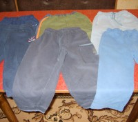 теплые штаны 3-4г. Никополь. фото 1