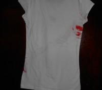 Белая футболка на 6-7 лет. в отличном состоянии,CLASSG замеры;длина-53см.,  ш.п. Киев, Киевская область. фото 3