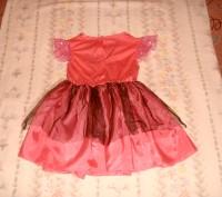 карнавальное платье для девочки. б/у. состояние хорошее. перешлю.. Суми, Сумська область. фото 10