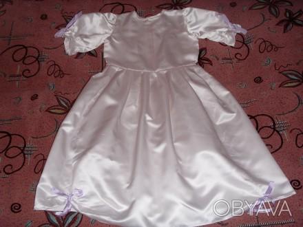 карнавальное платье для девочки. б/у. состояние хорошее. перешлю.. Суми, Сумська область. фото 1